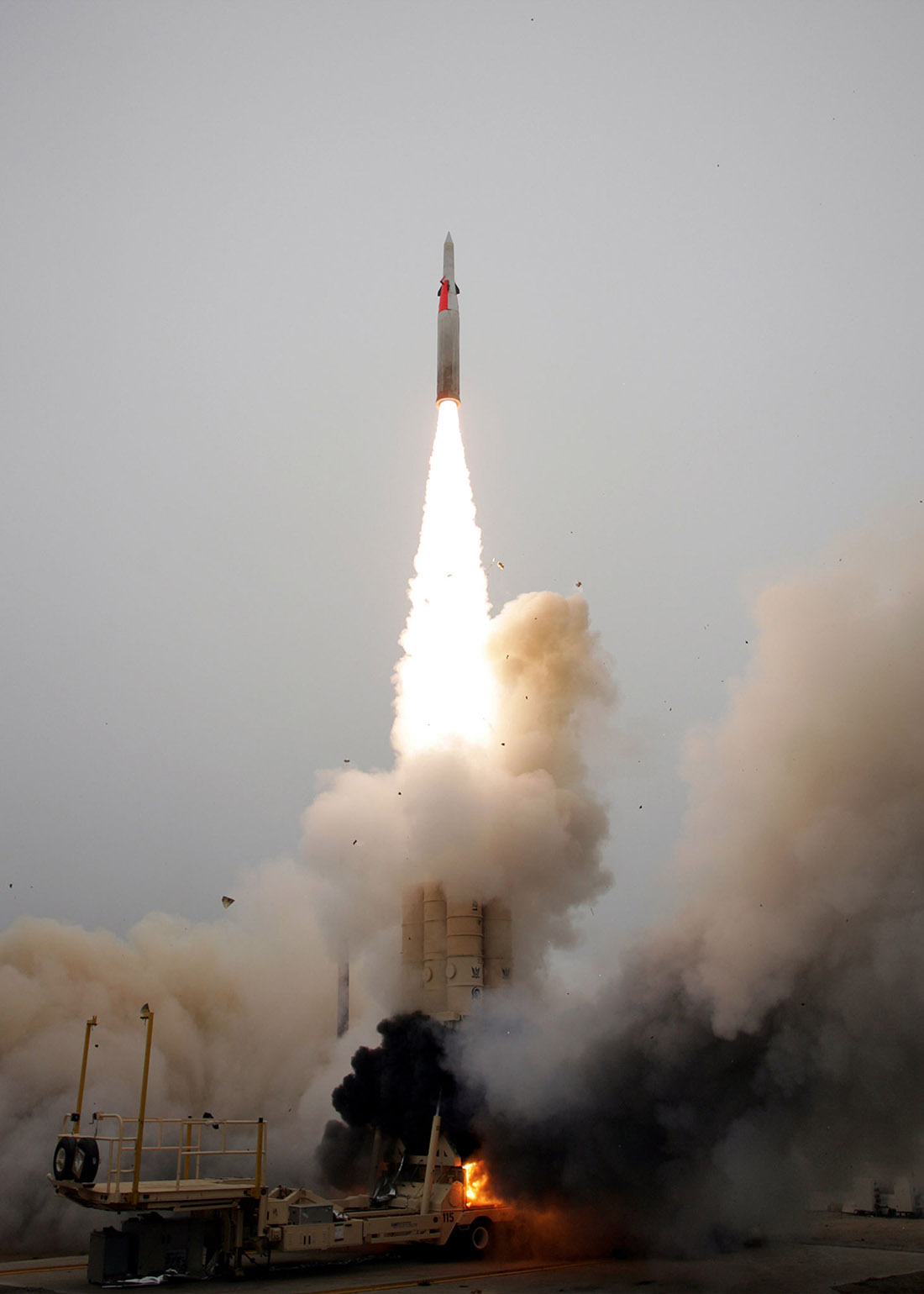 Israel Aerospace Industries Successfully Tested the Barak-8 Air & Missile Defense System 1