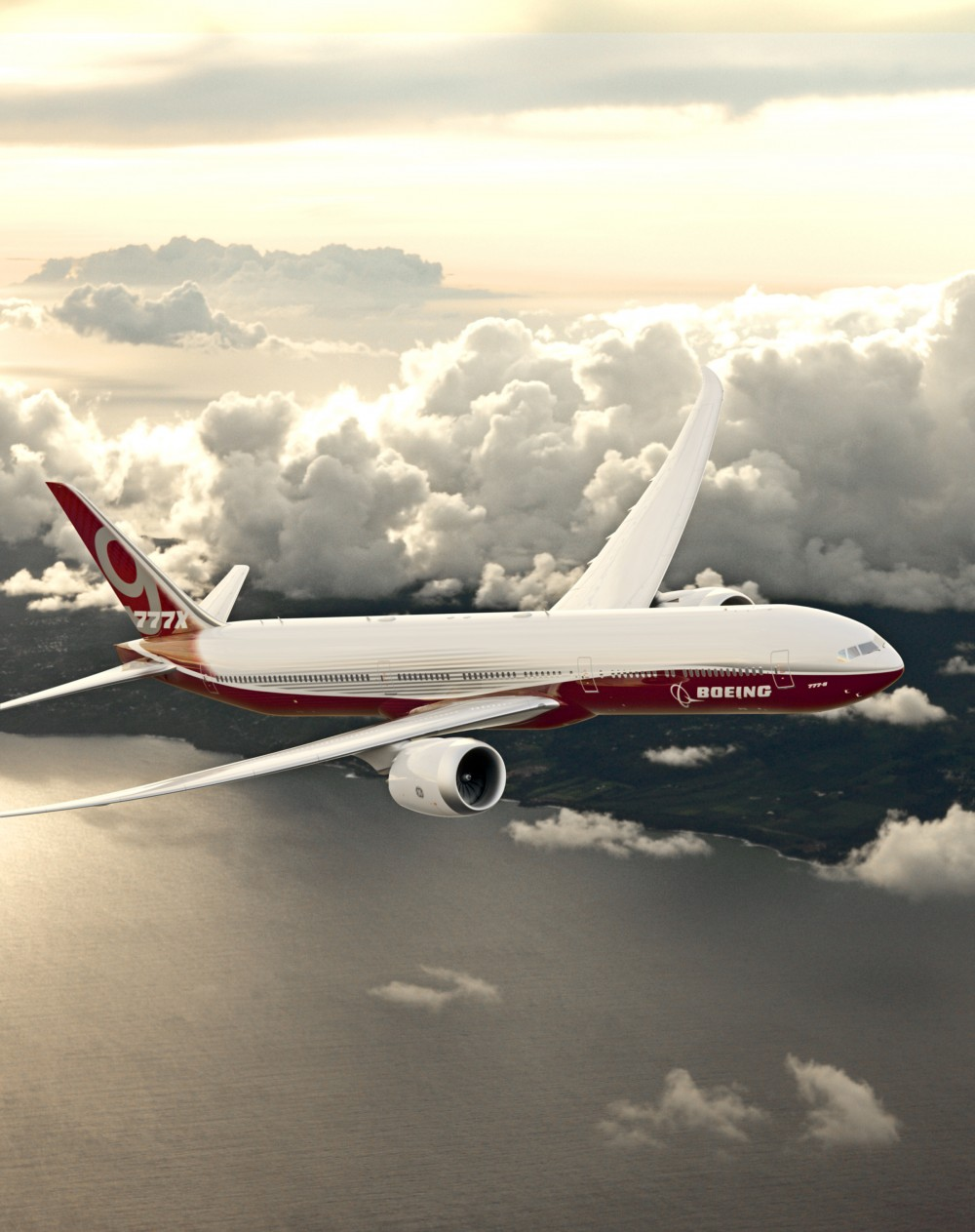 Boeing Awards Contract to IAI for 777X Empennage Leading Edge