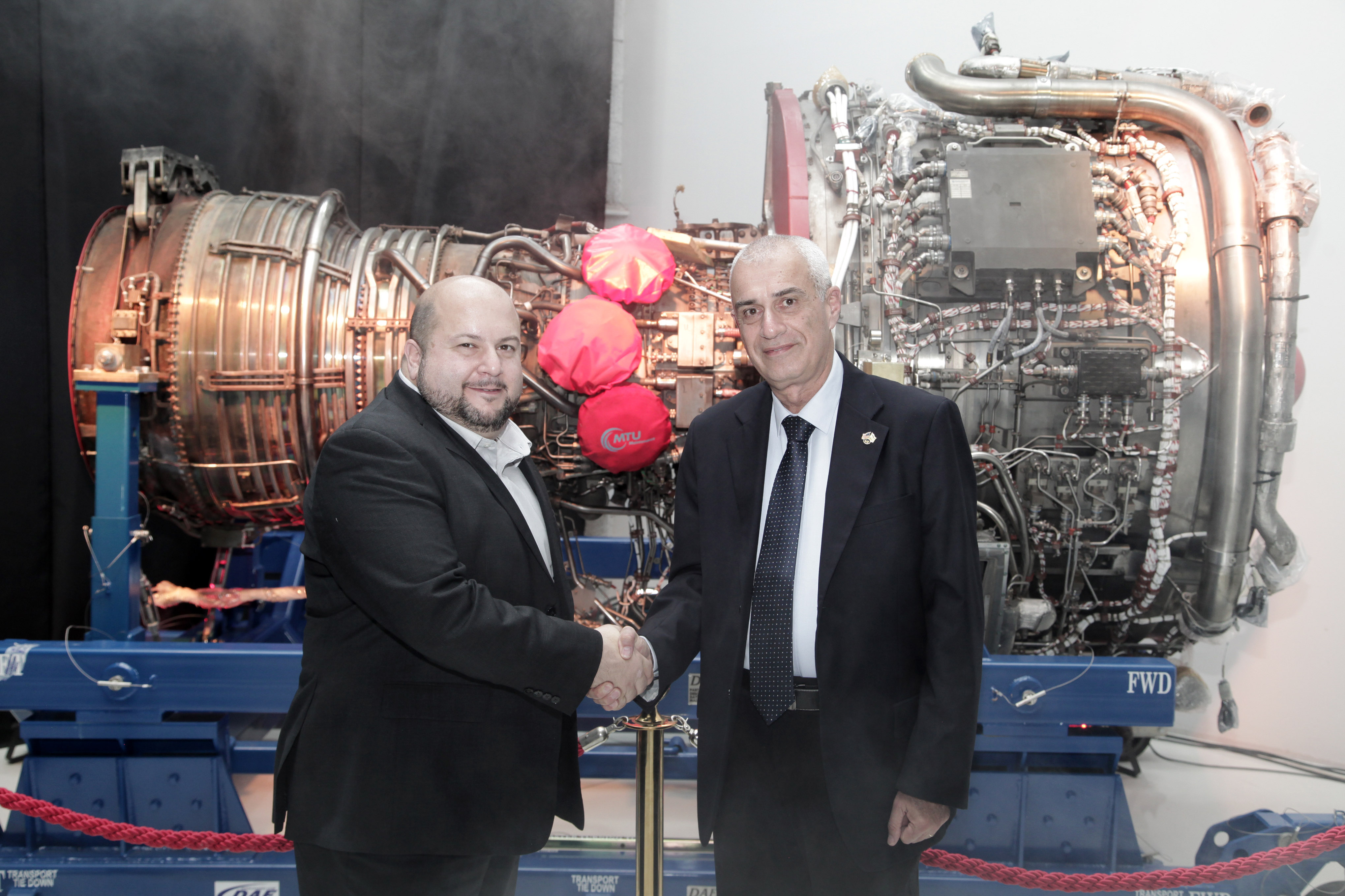 IAI to Provide Engine Maintenance Services for  IAE AG V2500 Engines