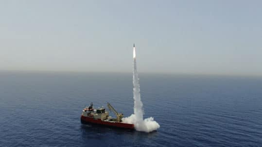 LORA Ballistic Missile Firing Trial Completed Successfully