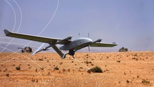 Israel Aerospace Industries Expands Tactical UAV Activity,  Acquires 50% of BlueBird Aero Systems 1