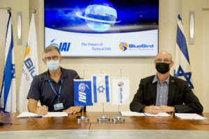 Israel Aerospace Industries Expands Tactical UAV Activity, Acquires 50% of BlueBird Aero Systems