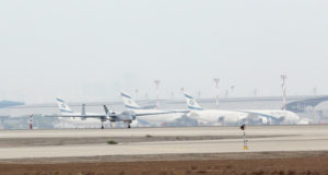 Israel Aerospace Industries Makes History with its Heron UAV Landing at Ben Gurion Airport via Remote Control
