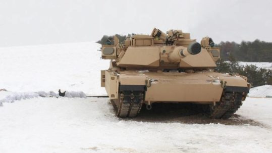 IAI completes deliveries of radar systems for US Army tanks