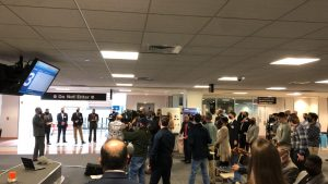 IAI Tests Safe Air Travel Products at Atlantic City International Airport